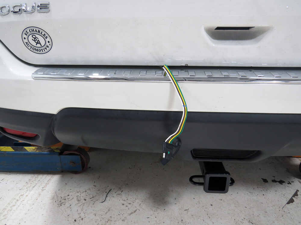 2013 nissan rogue custom fit vehicle wiring tekonsha