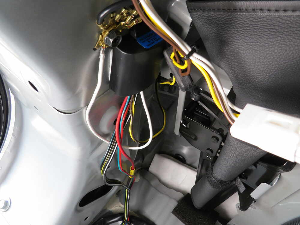 2015 Nissan Rogue Tone Vehicle Wiring Harness With 4pole Flat Rh Paletteparty Co: Nissan Rogue Wiring Harness At Sewuka.co