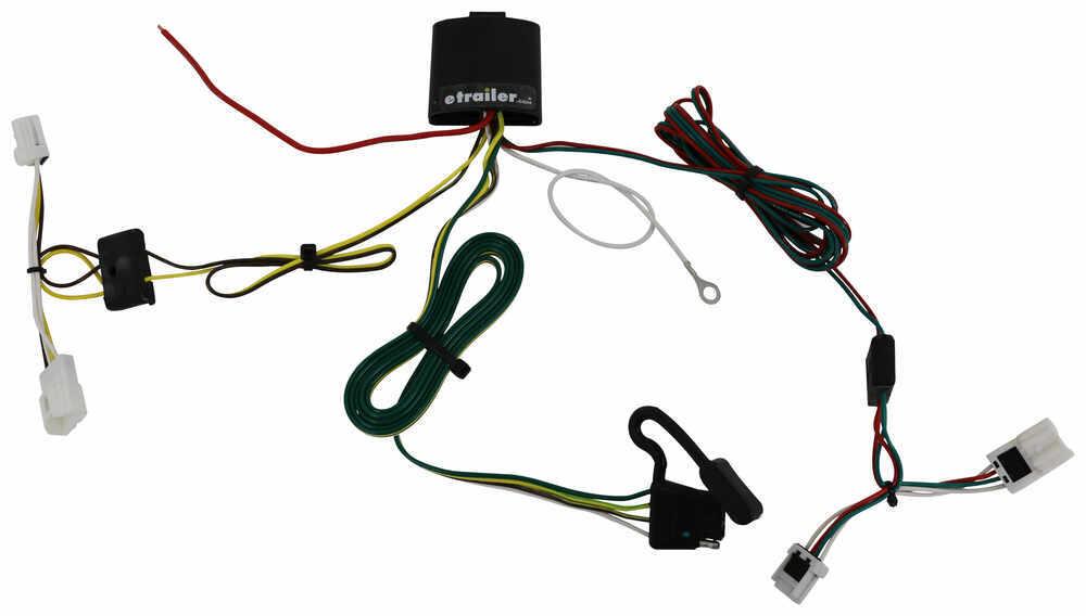 Nissan rogue custom fit vehicle wiring tekonsha