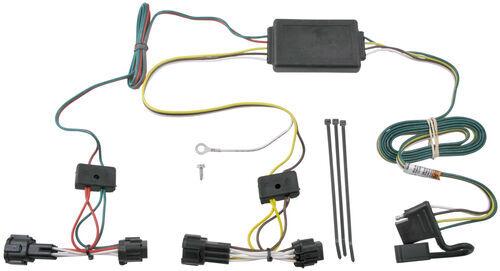 Nissan cube custom fit vehicle wiring tekonsha