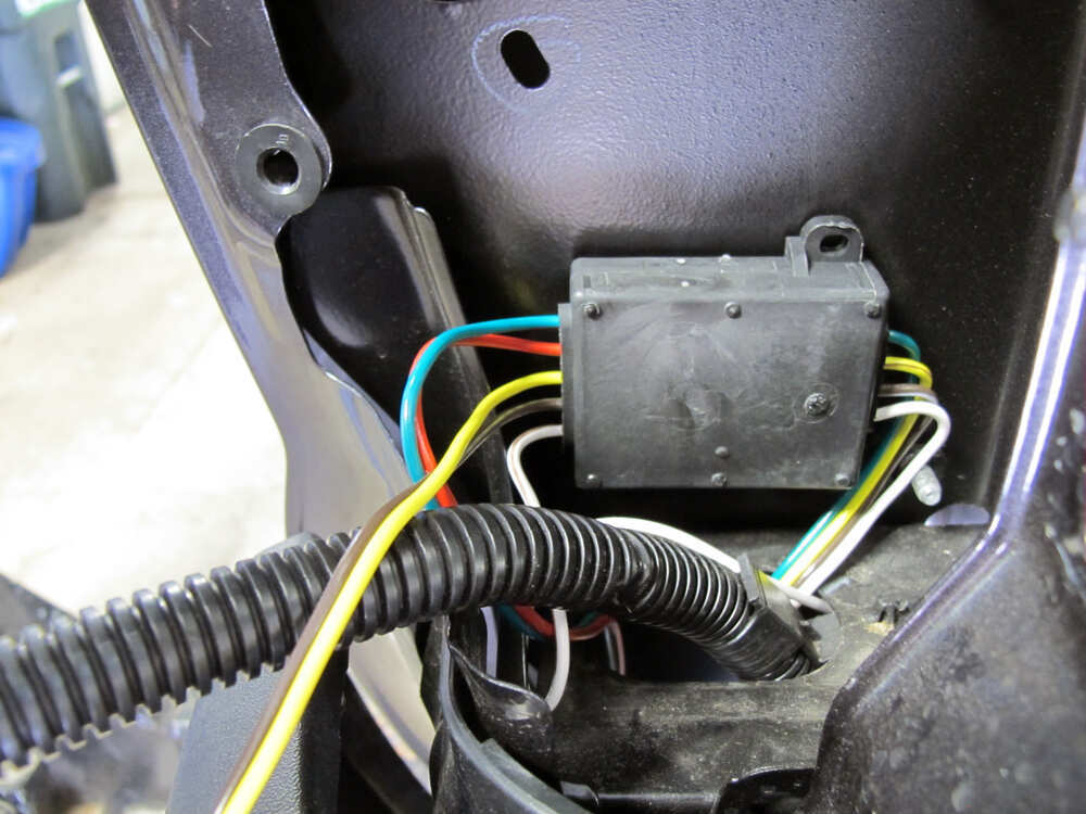 2009 toyota tacoma t one vehicle wiring harness with 4
