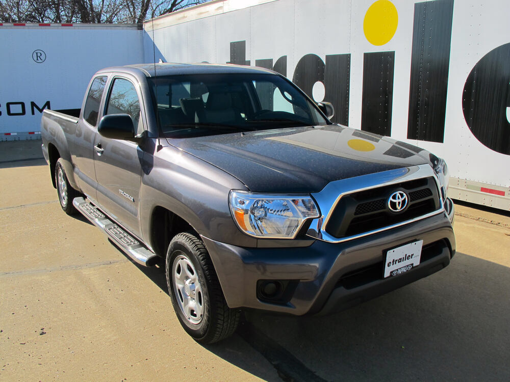 2014 Toyota Tacoma Custom Fit Vehicle Wiring