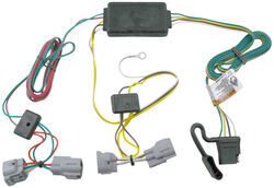 trailer wiring harness installation 2013 toyota tacoma video rh etrailer com 7 pin flat wiring harness 4 way flat wiring harness diagram