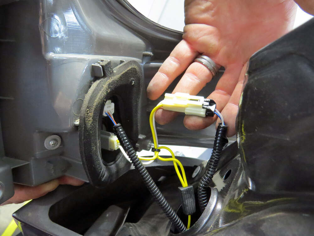Trailer Wiring Harness For Toyota Sienna : Toyota sienna trailer wiring harness get free image