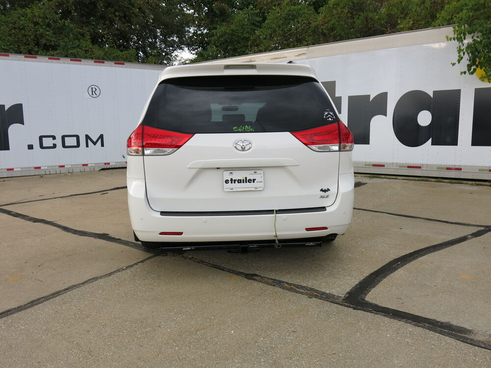 Trailer Wiring Harness 2014 Toyota Sienna : Toyota sienna t one vehicle wiring harness with