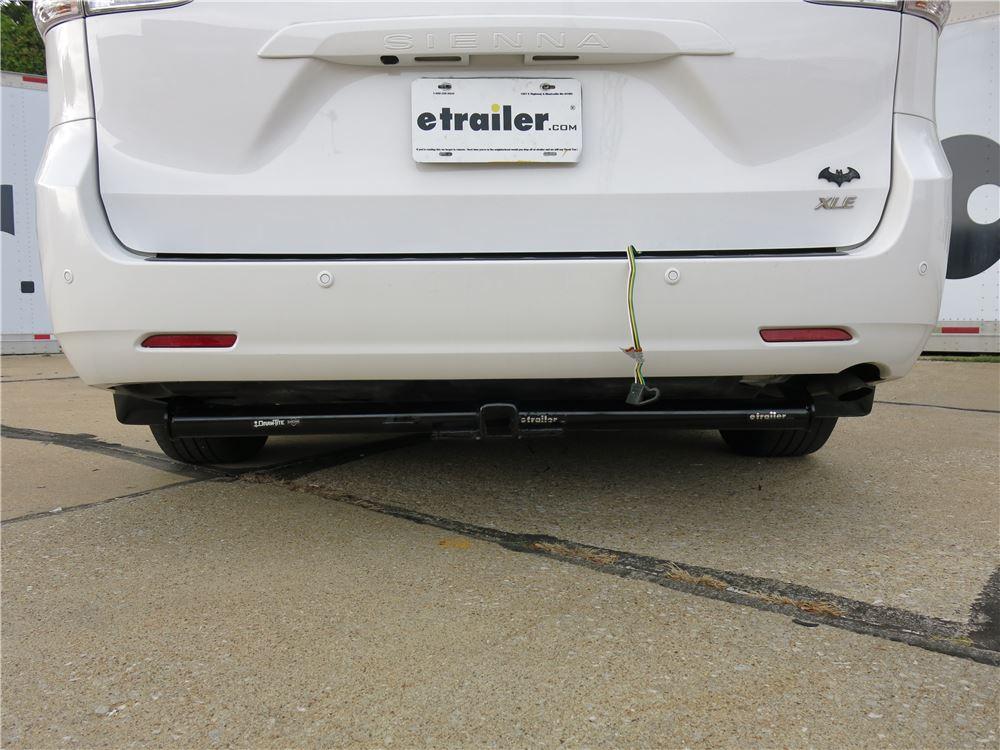 Trailer Wiring Harness 2014 Toyota Sienna : Toyota sienna custom fit vehicle wiring tekonsha