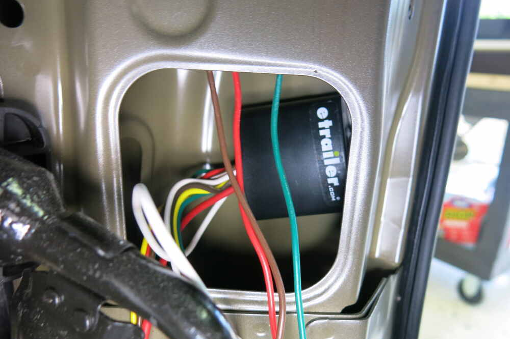 2008 Toyota Tundra Custom Fit Vehicle Wiring Tow Ready