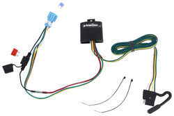 location of trailer wiring harness plug on 2007 acura rdx etrailer com 4 Wire Trailer Wiring Diagram at Acura Rdx Trailer Wiring Harness