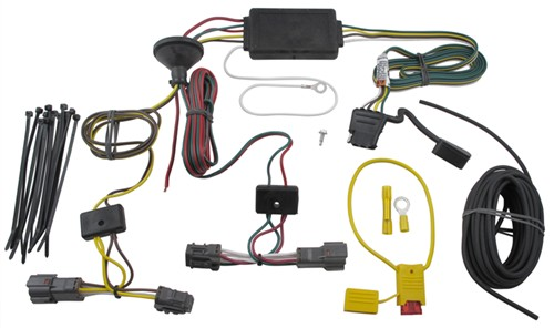 2012 Hyundai Tucson Custom Fit Vehicle Wiring