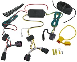 how to access tail light wiring to install trailer wiring harness on rh etrailer com chevy cruze radio wiring harness chevy cruze radio wiring harness