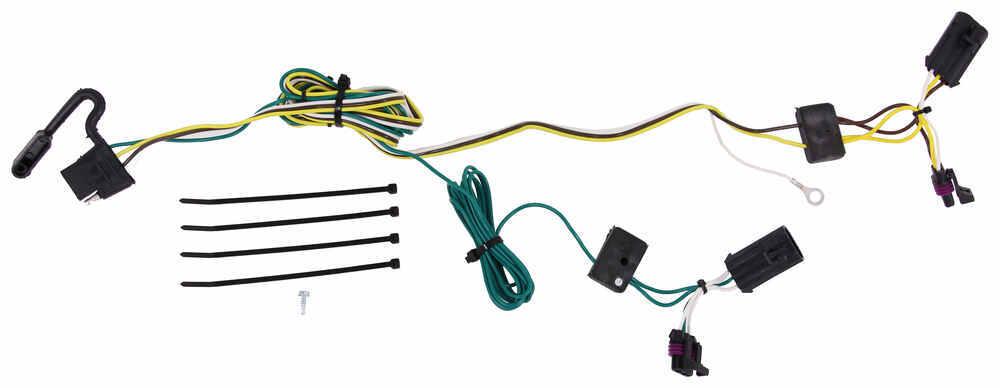 118512 - Custom Fit Tekonsha Trailer Hitch Wiring