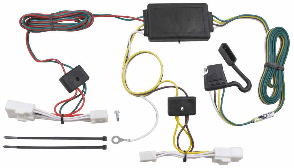 2008 Chevrolet Aveo Custom Fit Vehicle Wiring