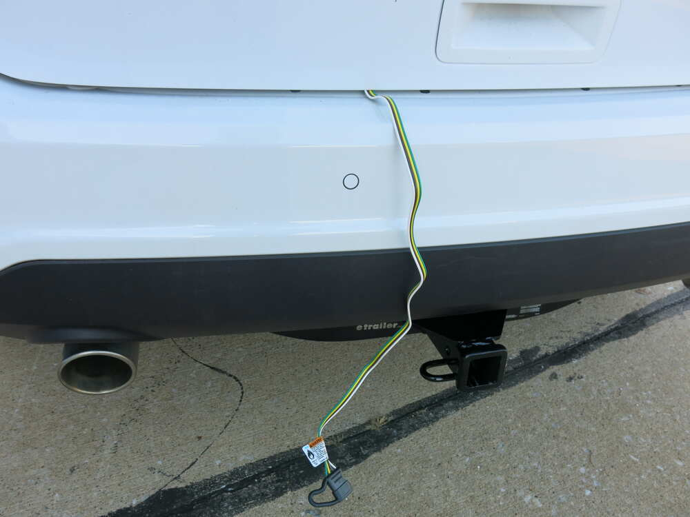 2014 Ford Edge Custom Fit Vehicle Wiring