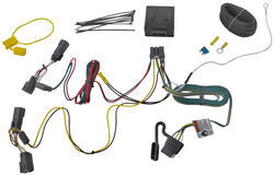 trailer wiring harness installation 2013 ford edge video rh etrailer com Ford Explorer Trailer Wiring Harness Ford Trailer Wiring Adapter