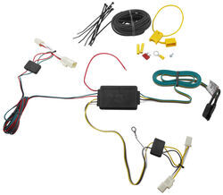 toyota yaris trailer wiring com t one vehicle wiring harness 4 pole flat trailer connector sedan tekonsha 2008 toyota yaris