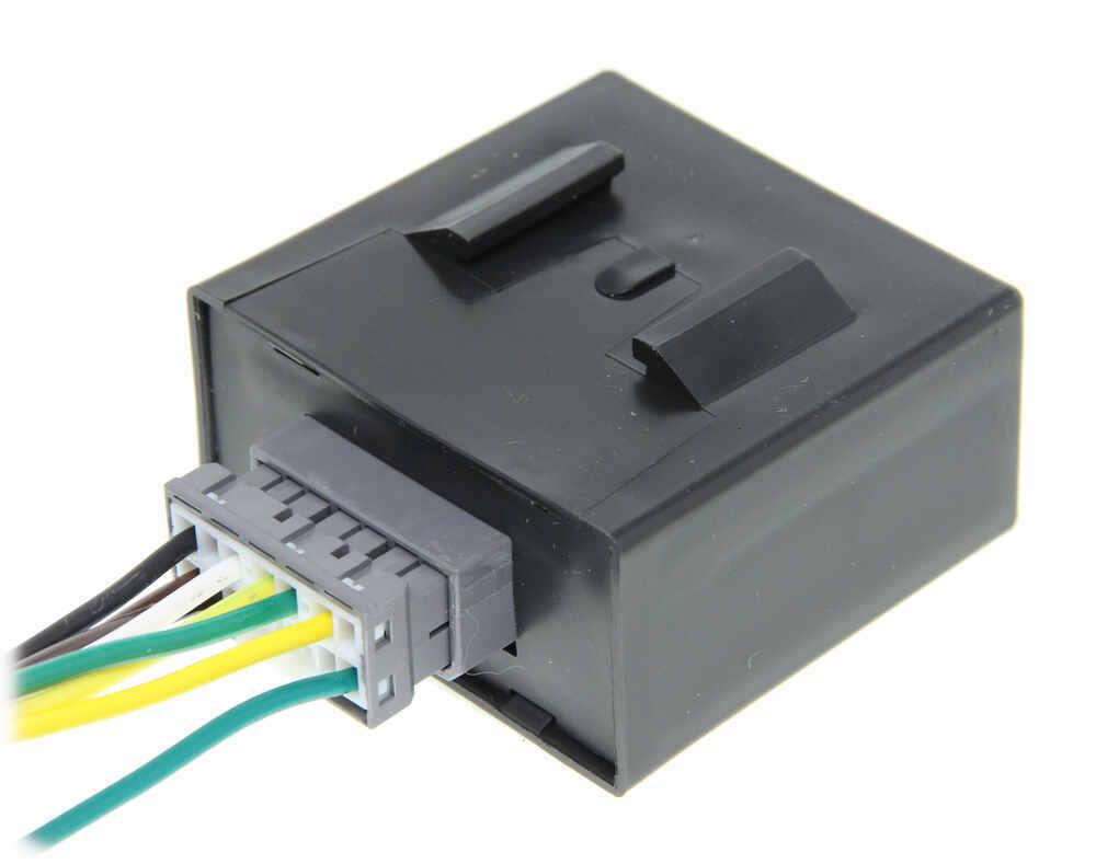 lincoln mkx trailer wiring harness installation radio