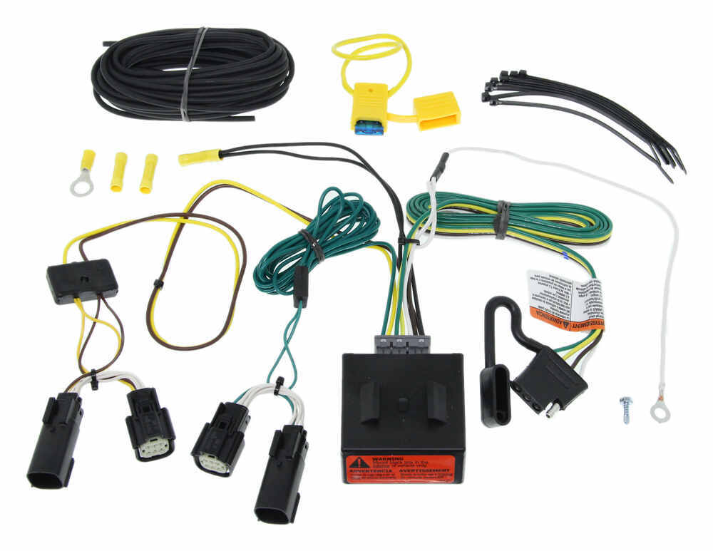 Tekonsha Trailer Hitch Wiring - 118519