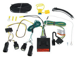 Tow Ready 2013 Lincoln MKX Custom Fit Vehicle Wiring