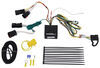 T-One Vehicle Wiring Harness with 4-Pole Flat Trailer Connector Powered Converter 118524
