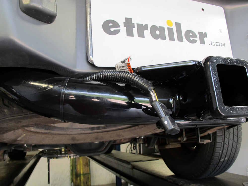 Trailer Wiring Harness For Xterra : Nissan xterra custom fit vehicle wiring tekonsha