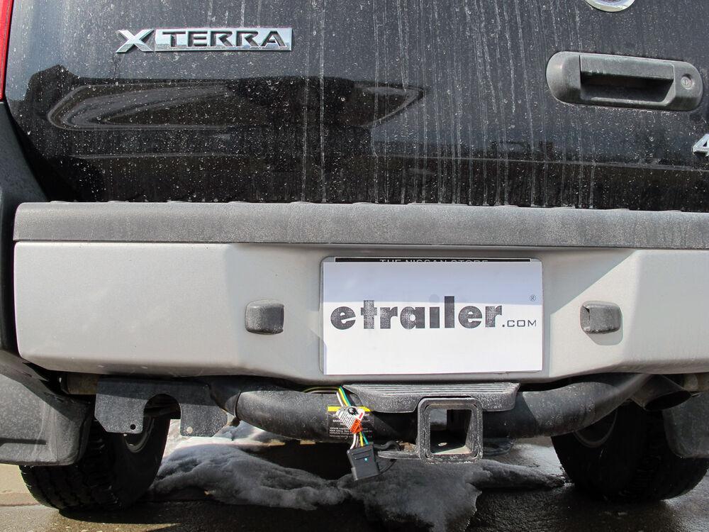 2009 nissan xterra custom fit vehicle wiring tekonsha