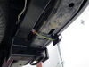 Tekonsha Custom Fit Vehicle Wiring - 118525 on 2011 Nissan Frontier
