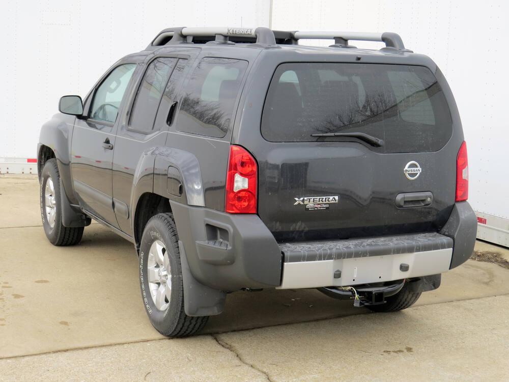 Nissan xterra custom fit vehicle wiring tekonsha