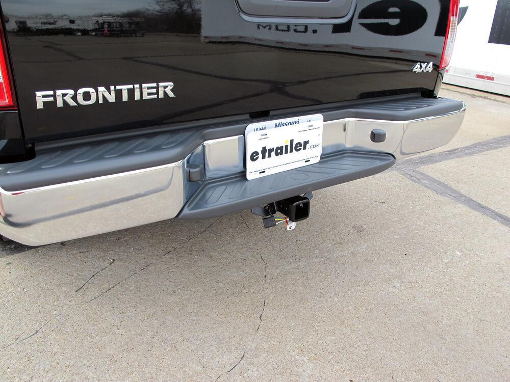 2016 Nissan Frontier T