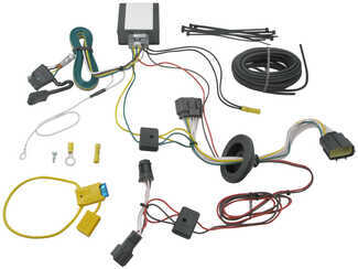 kia sportage trailer wiring 2012 kia sportage custom fit vehicle wiring - tekonsha