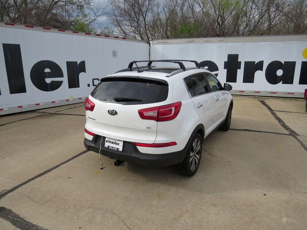 Tone Vehicle Wiring Harness With 4pole Flat Trailer Connector Rhetrailer: 2006 Kia Sportage Trailer Wiring Harness At Gmaili.net