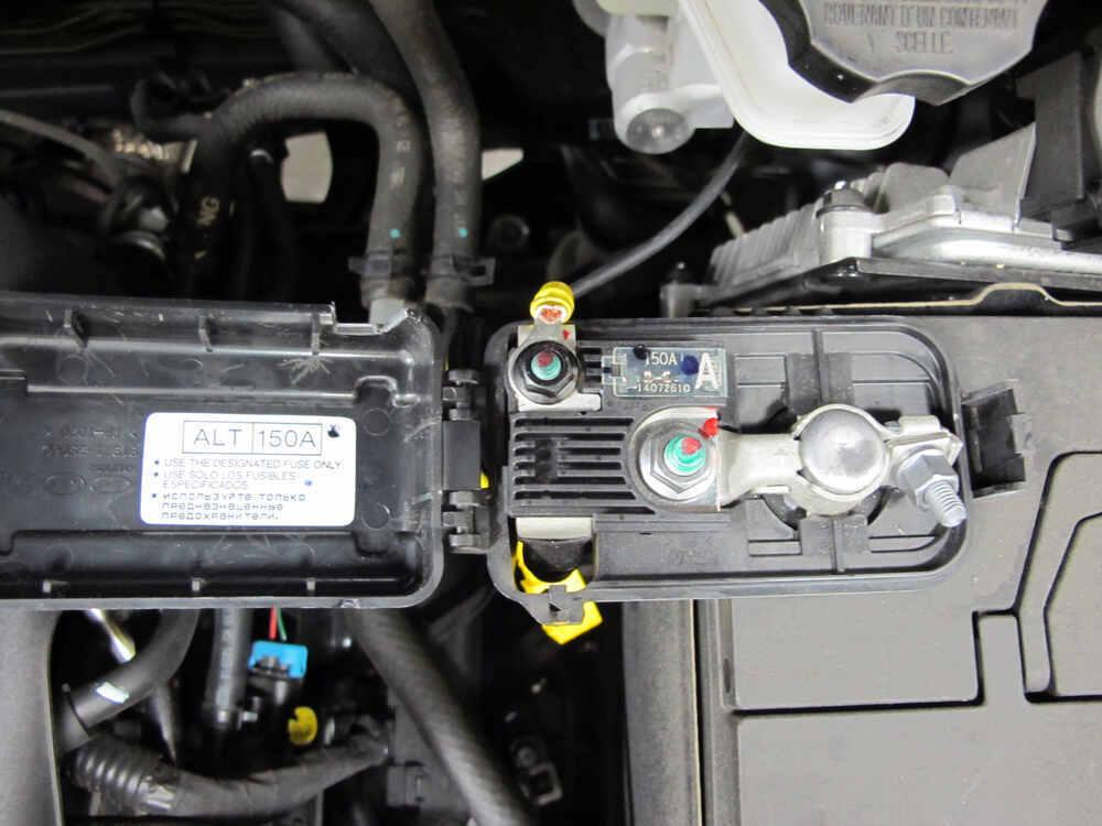 2012 Kia Sportage Custom Fit Vehicle Wiring