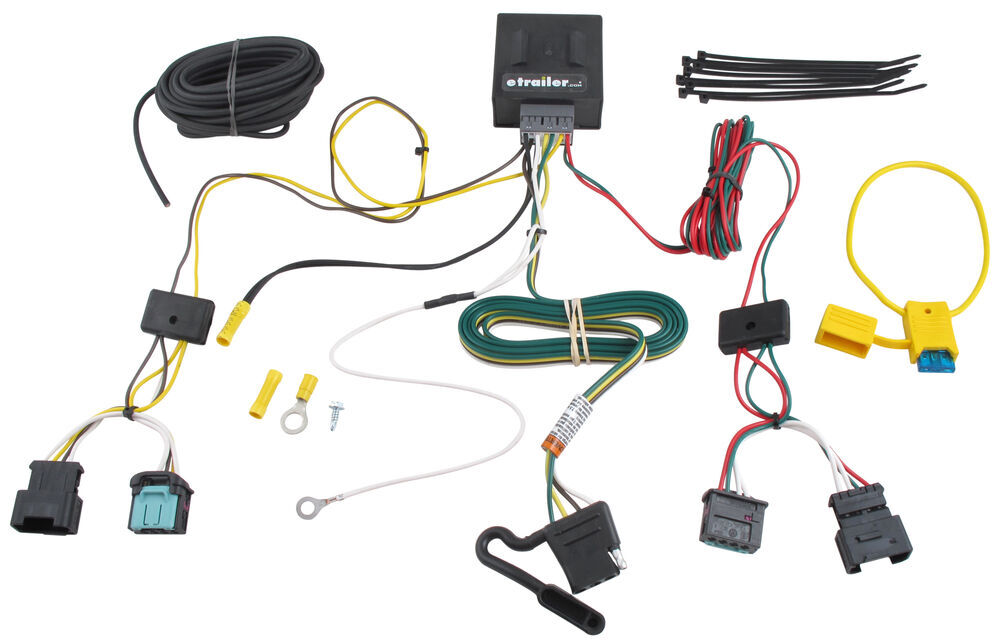 Vw Trailer Wiring Harness : Volkswagen passat t one vehicle wiring harness with