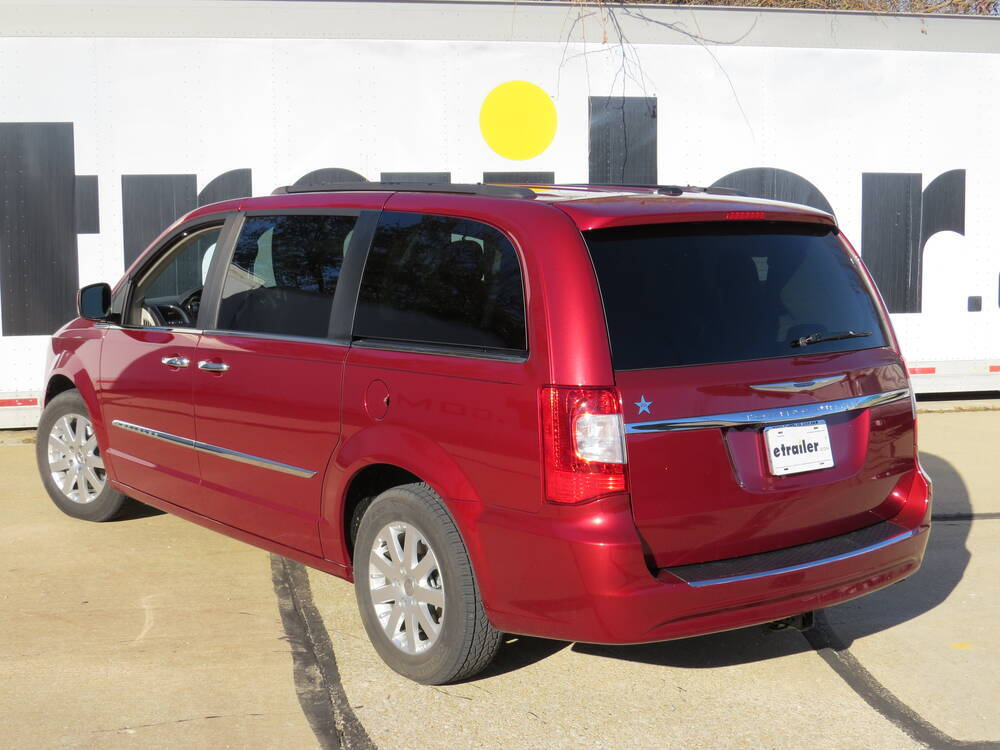 2011 Chrysler Town And Country Custom Fit Vehicle Wiring