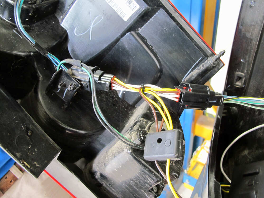 Trailer Wiring Harness Audi Q5 Furthermore Vw Touareg Oem Trailer