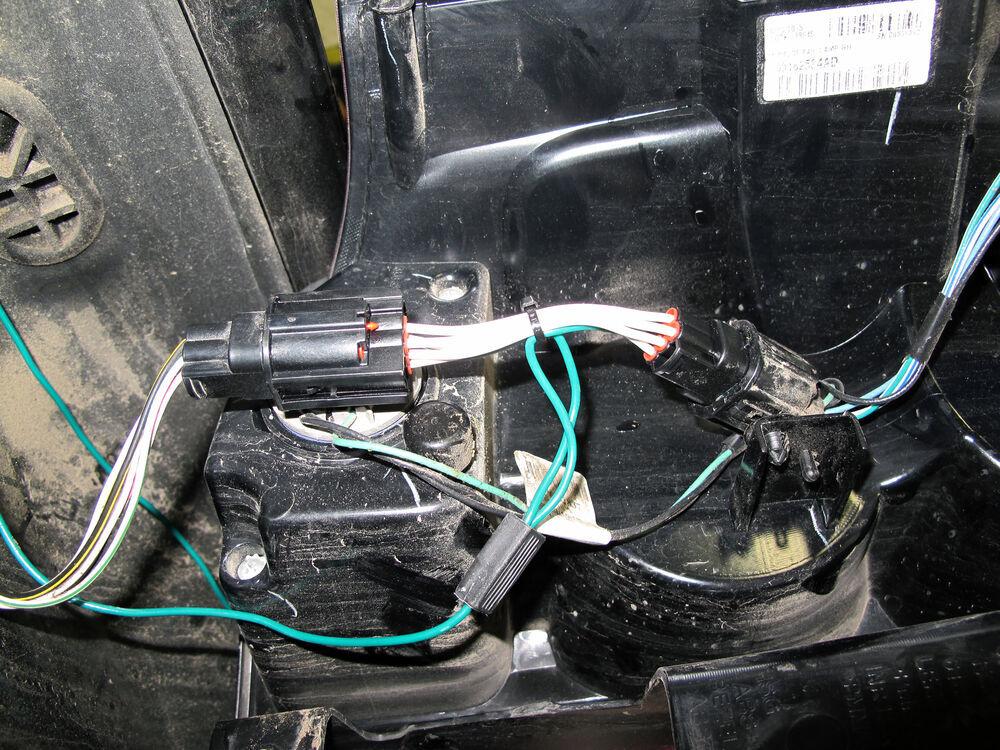 2016 Dodge Grand Caravan Custom Fit Vehicle Wiring