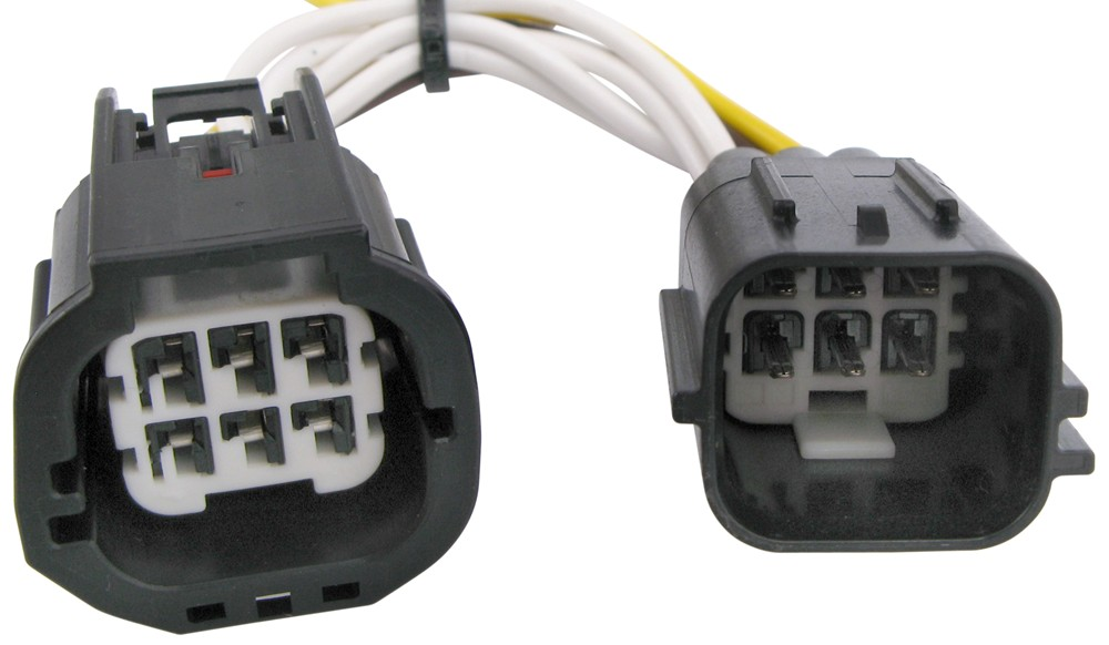Trailer Wiring Harness For 2009 Dodge Grand Caravan