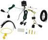 Custom Fit Vehicle Wiring 118534 - 4 Flat - Tekonsha