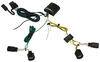 Tekonsha 4 Flat Custom Fit Vehicle Wiring - 118534