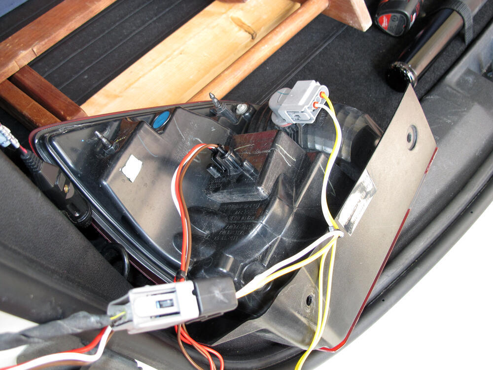 2011 Dodge Journey Custom Fit Vehicle Wiring