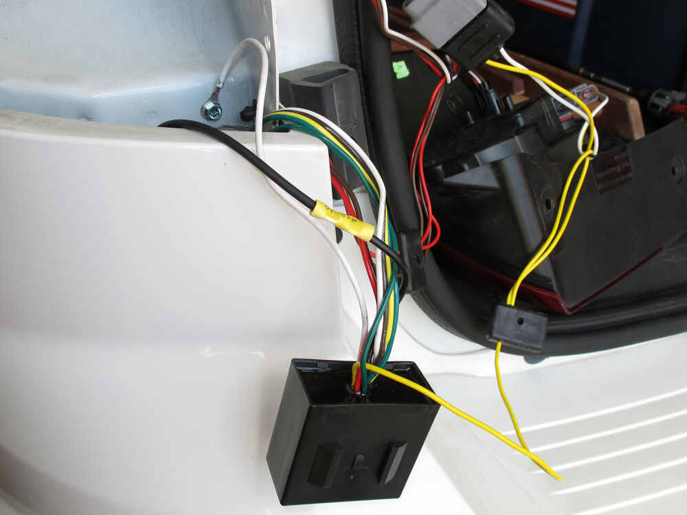 Dodge journey t one vehicle wiring harness with