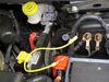 118536 - Custom Fit Tekonsha Trailer Hitch Wiring on 2012 Dodge Journey