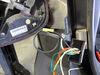 Tekonsha 4 Flat Custom Fit Vehicle Wiring - 118536 on 2012 Dodge Journey
