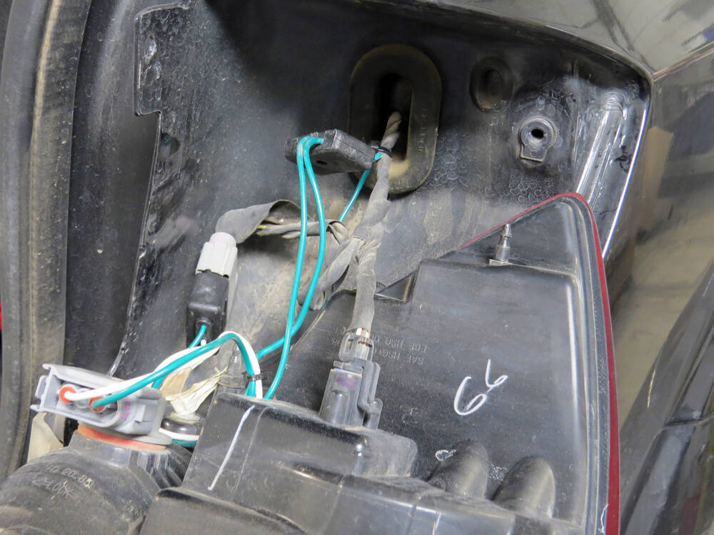 2012 Dodge Journey Custom Fit Vehicle Wiring
