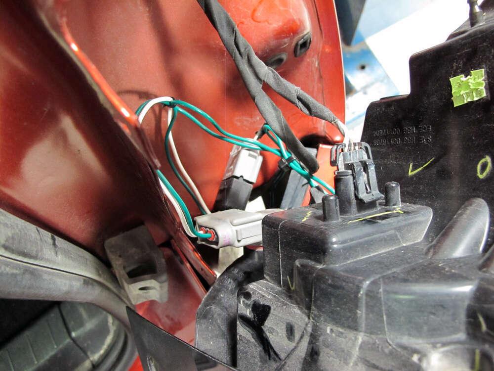 2014 dodge caravan wiring harness 2014 dodge journey t-one vehicle wiring harness with 4 ... 2014 dodge journey wiring harness