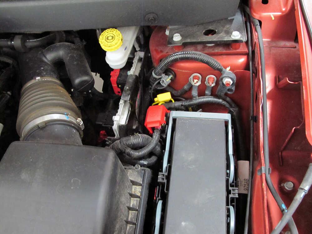 2014 dodge journey wiring harness 2014 dodge journey custom fit vehicle wiring - tekonsha #10
