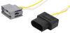 Custom Fit Vehicle Wiring 118536 - Powered Converter - Tekonsha