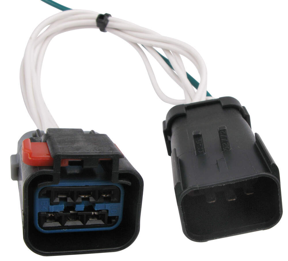 2014 Jeep Compass T-One Vehicle Wiring Harness With 4-Pole