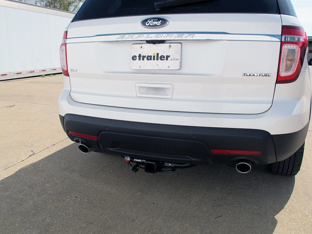 Ford Explorer Trailer Hitch Wiring Wiring Diagrams Description