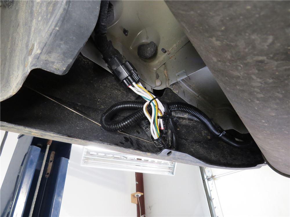 2017 ford explorer custom fit vehicle wiring tekonsha