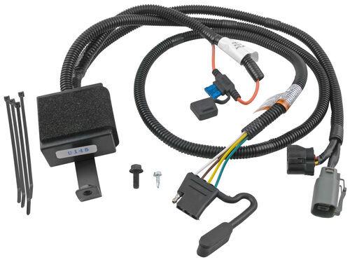 Wiring Harness For 2011 Kia Sorento : Kia sorento custom fit vehicle wiring tow ready